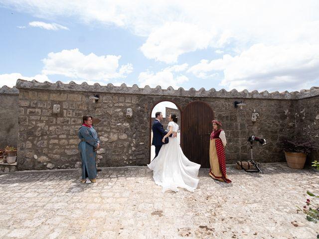 Il matrimonio di Ilaria e Luca a Caserta, Caserta 43
