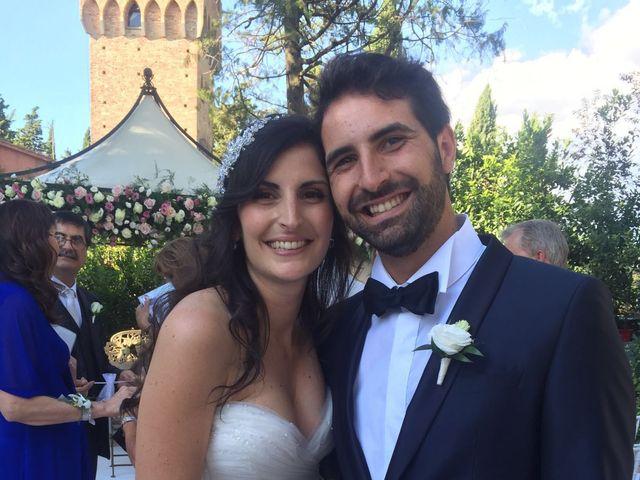 Il matrimonio di Marco e Eleonora a Montespertoli, Firenze 3