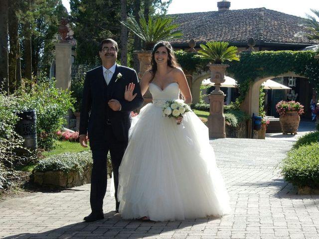 Il matrimonio di Marco e Eleonora a Montespertoli, Firenze 4