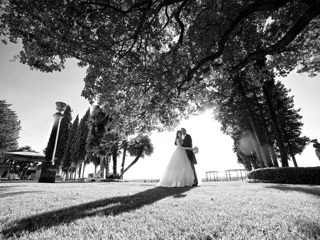 Il matrimonio di Marco e Eleonora a Montespertoli, Firenze 8