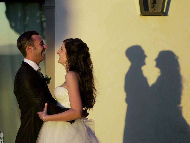 Il matrimonio di Marco e Eleonora a Montespertoli, Firenze 9