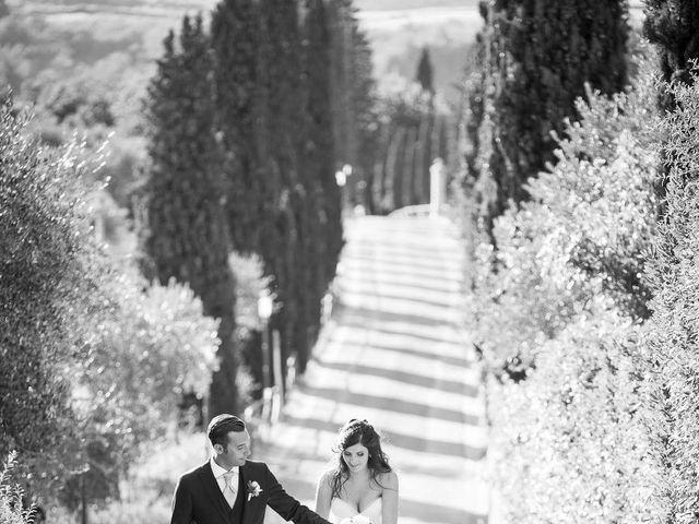 Il matrimonio di Marco e Eleonora a Montespertoli, Firenze 10