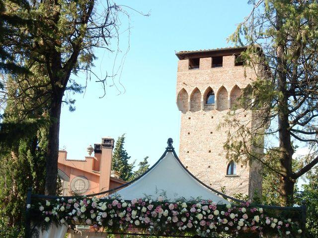 Il matrimonio di Marco e Eleonora a Montespertoli, Firenze 12