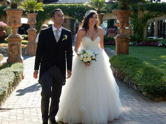Il matrimonio di Marco e Eleonora a Montespertoli, Firenze 13