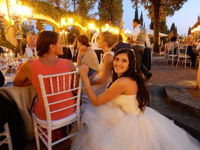 Il matrimonio di Marco e Eleonora a Montespertoli, Firenze 14