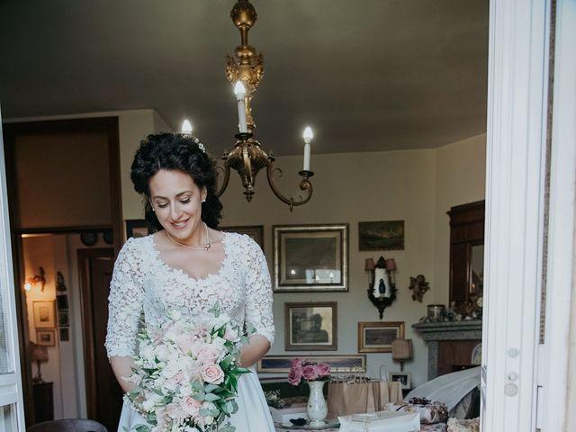 Il matrimonio di Emiliano e Paola a Erba, Como 15