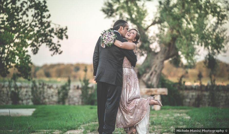 Il matrimonio di Roberto e Carmen a Grottaglie, Taranto
