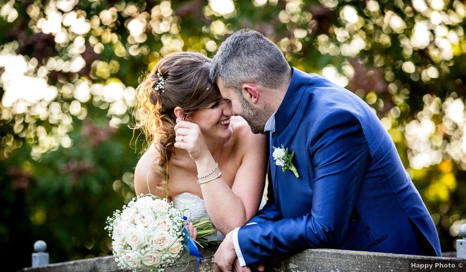 Il matrimonio di Luca e Rosa a Mulazzano, Lodi