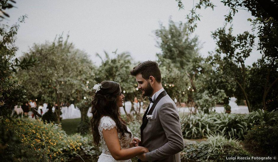 Il matrimonio di Stefano e Luisana a Napoli, Napoli