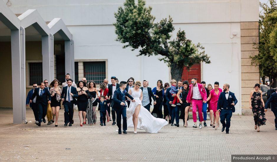 Il matrimonio di Mirko e Maria Lucia a Galatina, Lecce
