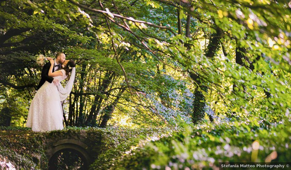 Il matrimonio di Andrea e Alice a Besana in Brianza, Monza e Brianza