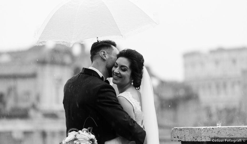 Il matrimonio di Mauro e Federica a Roma, Roma
