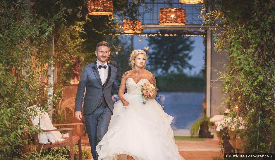 Il matrimonio di Michele e Sara a Gambettola, Forlì-Cesena