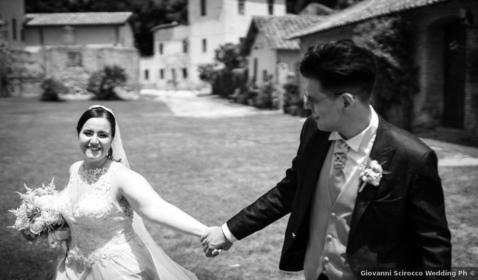 Il matrimonio di Giulio e Monica a Latina, Latina