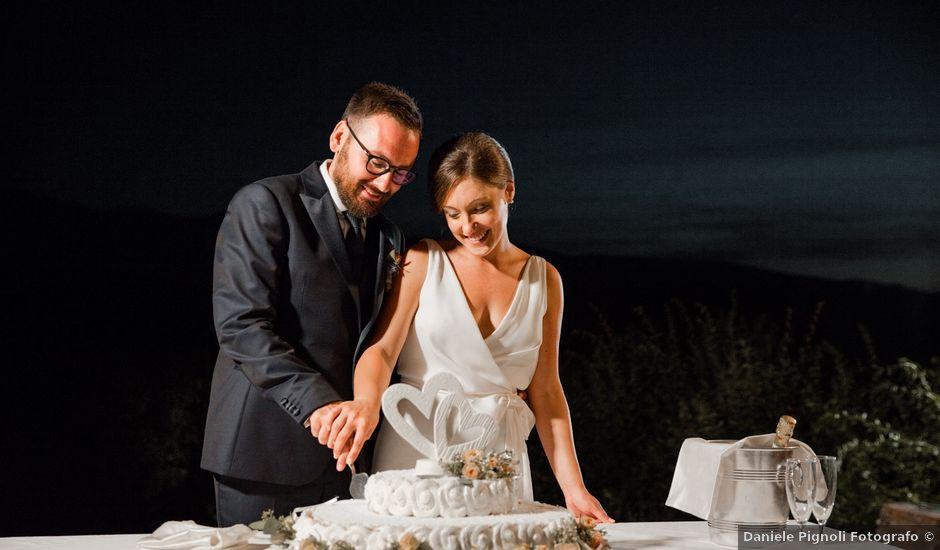 Il matrimonio di Alfredo e Gloria a Orsogna, Chieti