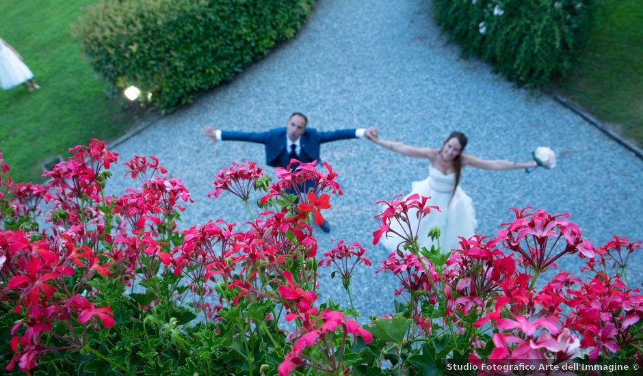 Il matrimonio di Luigi e Sara a Annone di Brianza, Lecco