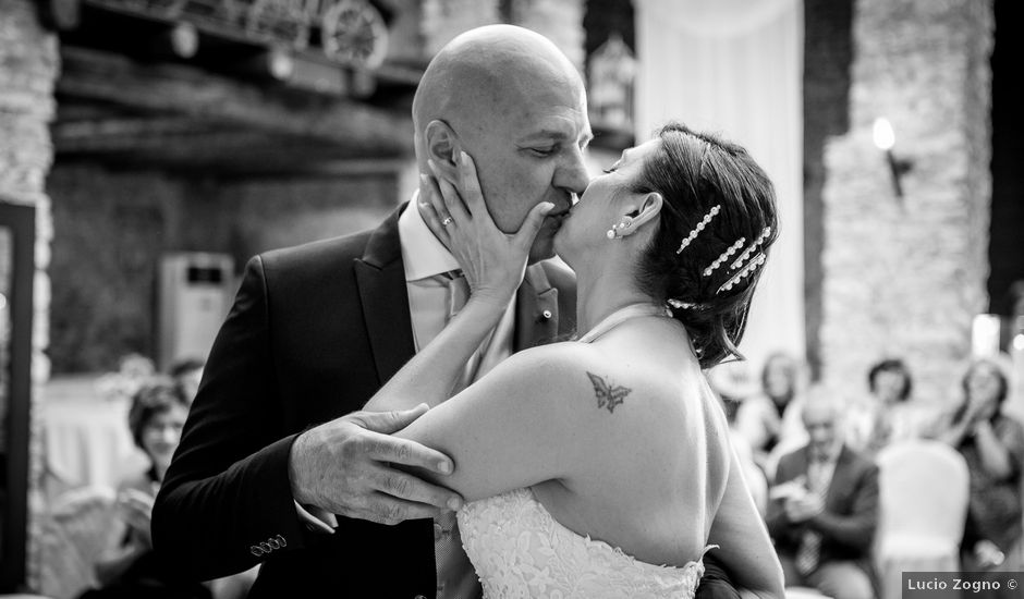 Il matrimonio di Alberto e Sabrina a Collebeato, Brescia