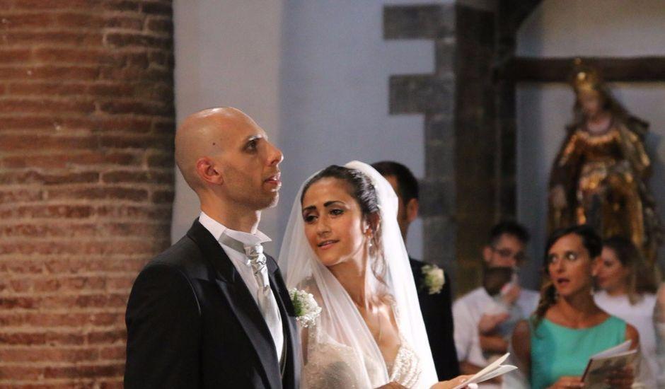 Il matrimonio di Andrea e Linda a Prato, Prato