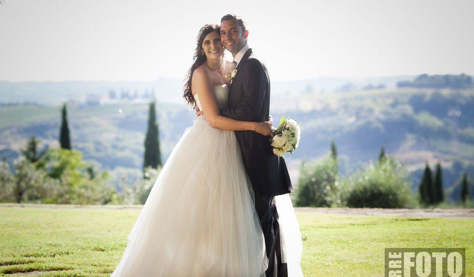 Il matrimonio di Marco e Eleonora a Montespertoli, Firenze