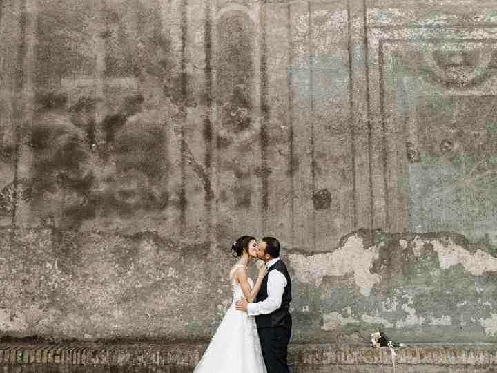 Le nozze di Olga e Federico