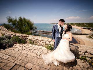 Le nozze di Veronica e Gianni