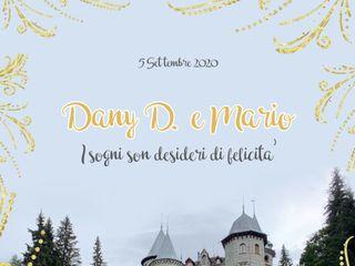 Le nozze di Dany D e Mario 2