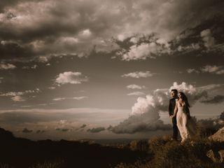 Le nozze di Martina e Manuel 1
