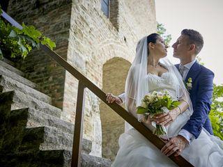 Le nozze di Tatiana e Alberto
