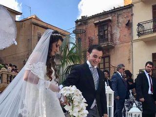 Le nozze di Stefania e Antonino 1