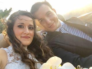 Le nozze di Stefania e Antonino