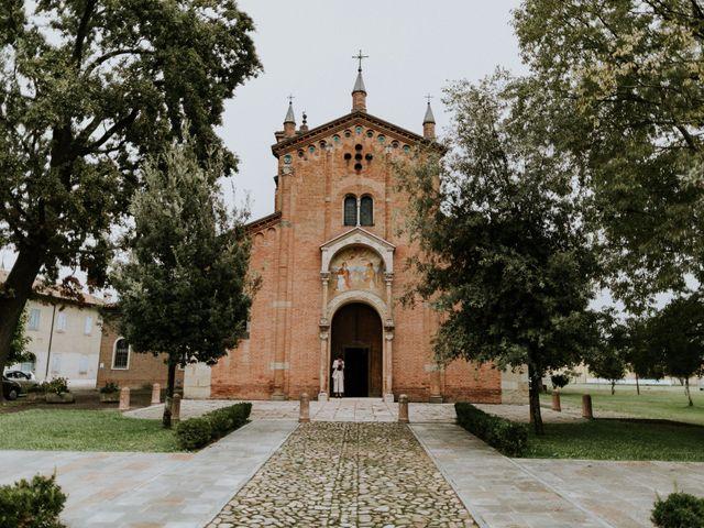Il matrimonio di Michele e Paola a Rubiera, Reggio Emilia 21