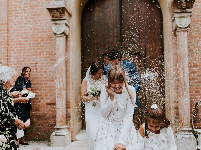 Il matrimonio di Michele e Paola a Rubiera, Reggio Emilia 37