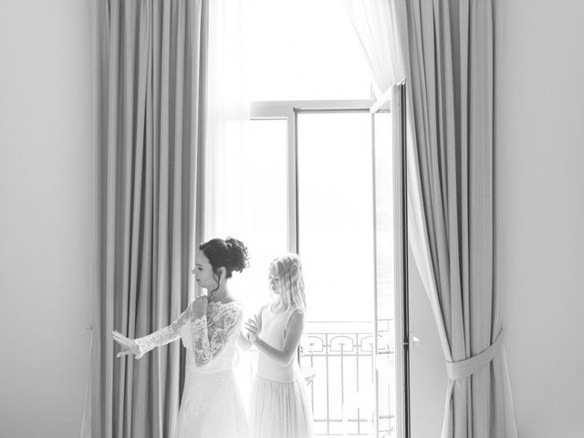 Il matrimonio di Roberto e Viia a Pisogne, Brescia 3