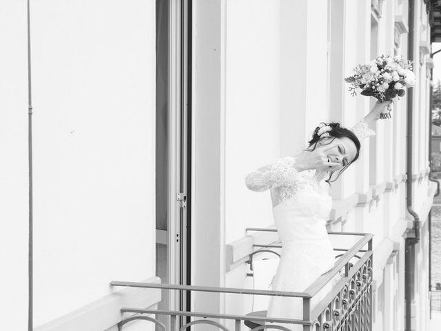 Il matrimonio di Roberto e Viia a Pisogne, Brescia 4