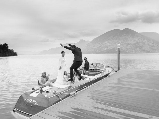 Il matrimonio di Roberto e Viia a Pisogne, Brescia 5