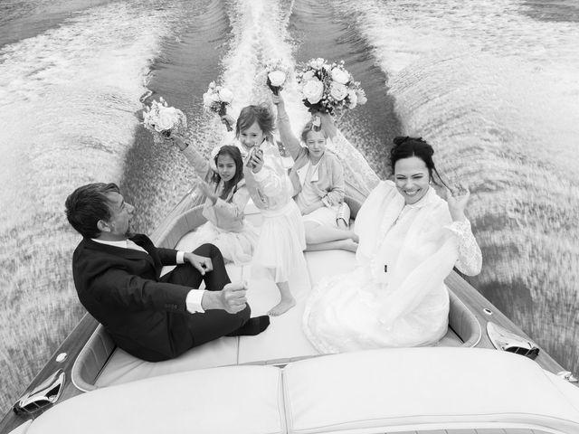 Il matrimonio di Roberto e Viia a Pisogne, Brescia 6