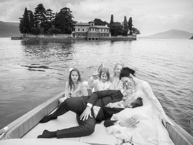 Il matrimonio di Roberto e Viia a Pisogne, Brescia 7