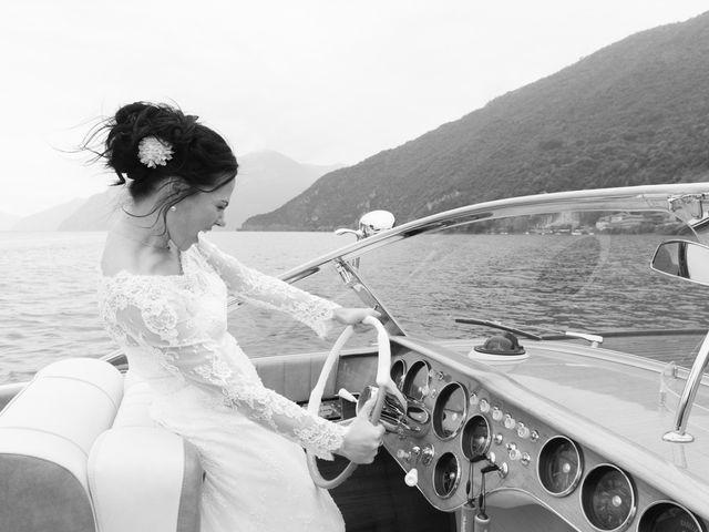 Il matrimonio di Roberto e Viia a Pisogne, Brescia 8