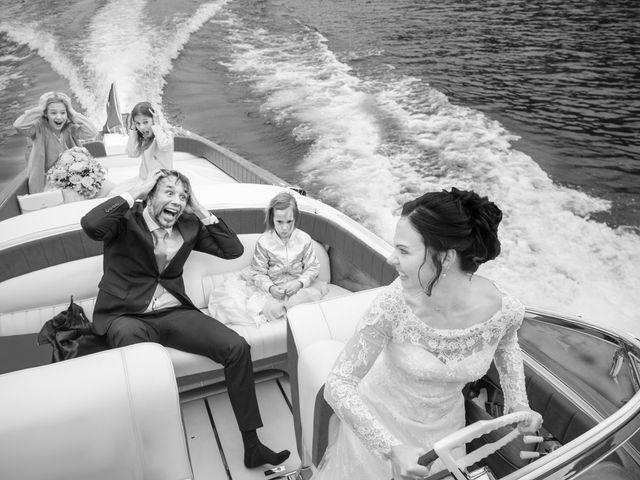 Il matrimonio di Roberto e Viia a Pisogne, Brescia 9