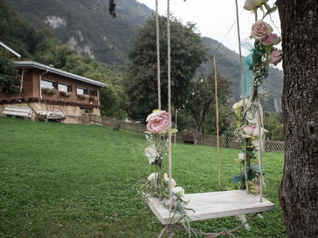 Il matrimonio di Roberto e Viia a Pisogne, Brescia 10