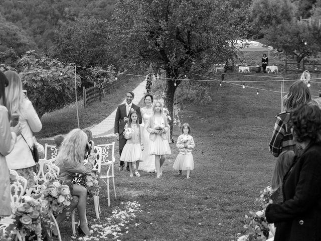 Il matrimonio di Roberto e Viia a Pisogne, Brescia 12