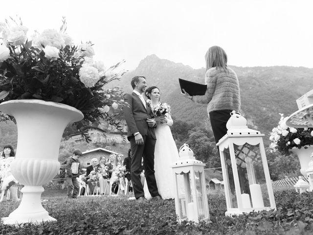Il matrimonio di Roberto e Viia a Pisogne, Brescia 13