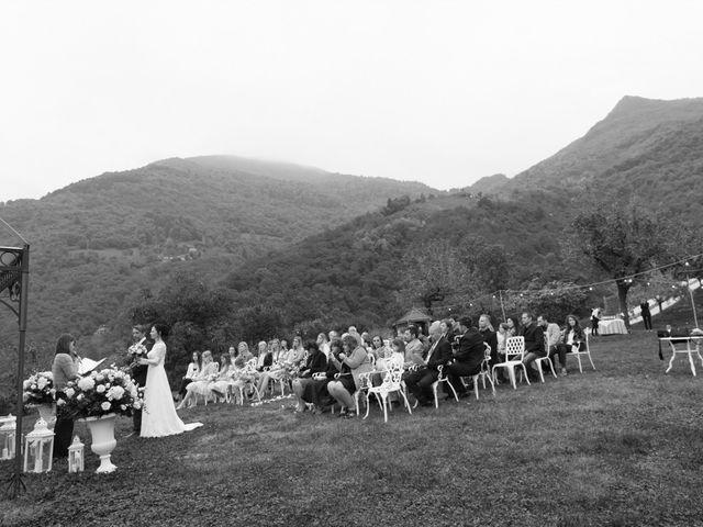 Il matrimonio di Roberto e Viia a Pisogne, Brescia 14