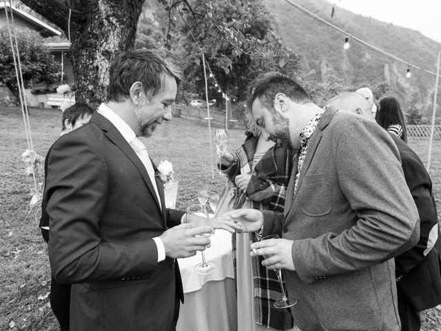 Il matrimonio di Roberto e Viia a Pisogne, Brescia 18