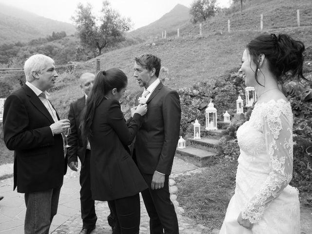 Il matrimonio di Roberto e Viia a Pisogne, Brescia 24
