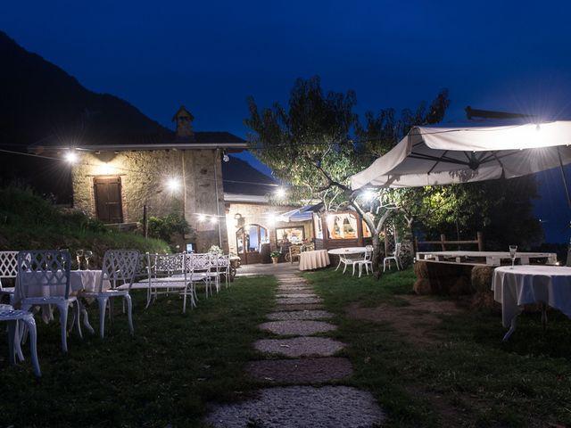 Il matrimonio di Roberto e Viia a Pisogne, Brescia 27