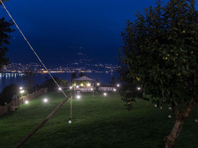 Il matrimonio di Roberto e Viia a Pisogne, Brescia 28