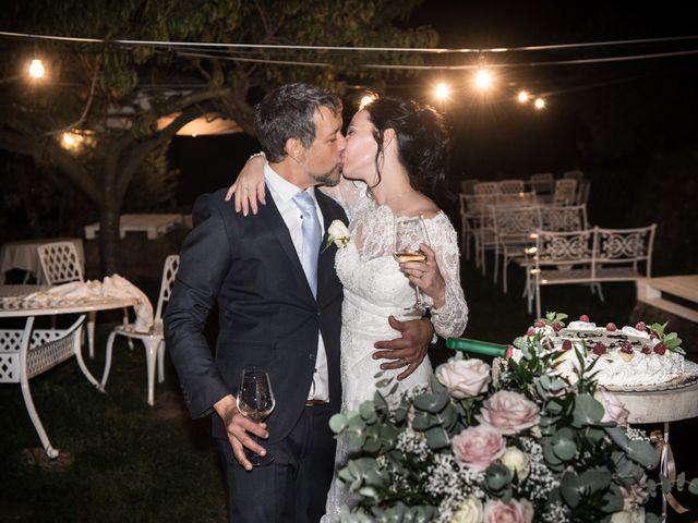 le nozze di Viia e Roberto