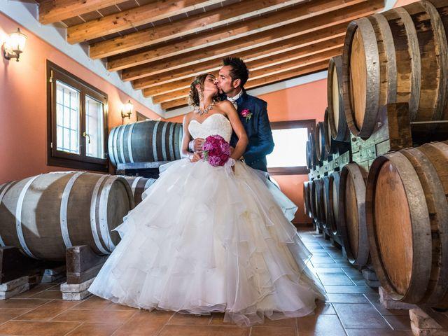 le nozze di Sonia e Matteo