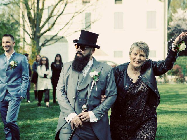 Il matrimonio di Alan e Giada a Carpi, Modena 1